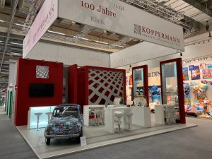 Koppermann-Stand Heimtex 2019